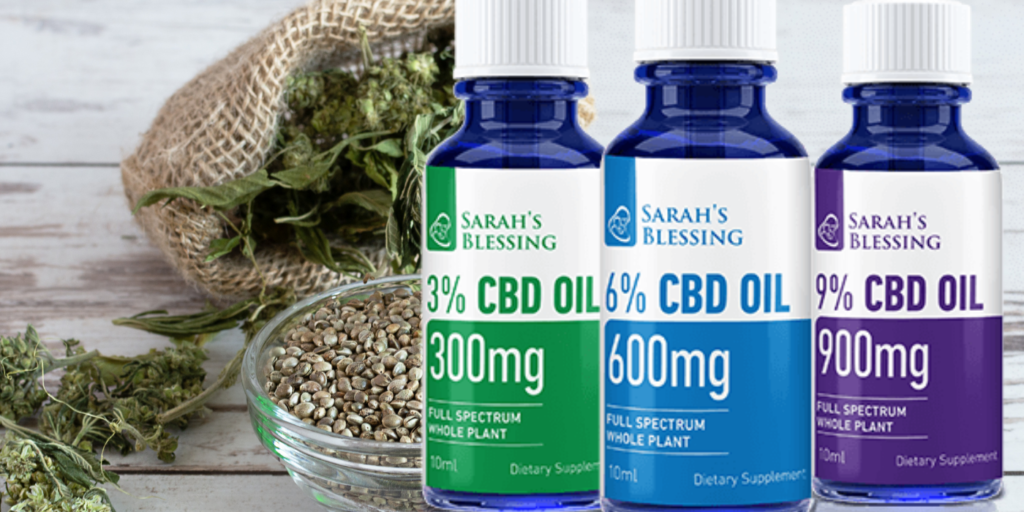 Sarah's Blessing CBD – Der Nr.1 Hersteller in Europa, Yota - Supplements im Check